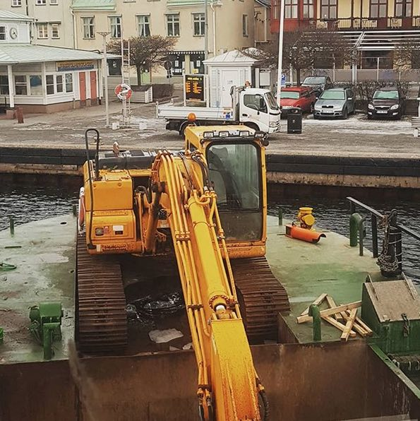 mlbygg konsult minitor fartyg waxholm